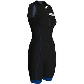 arena Tri Suit ST 2.0 Kombinezon pływacki z zamkiem błyskawicznym Kobiety, black/royal